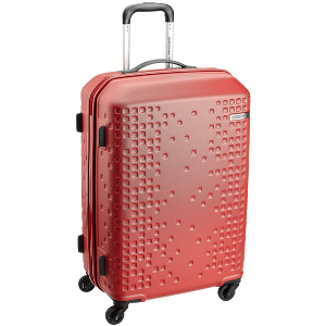 American Tourist Trolley Cruze ABS 70 cms Red Hardsided Suitcase (AN6 (0) 00 002)
